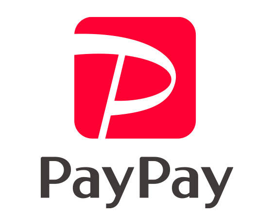 PayPay支払いが可能になりました