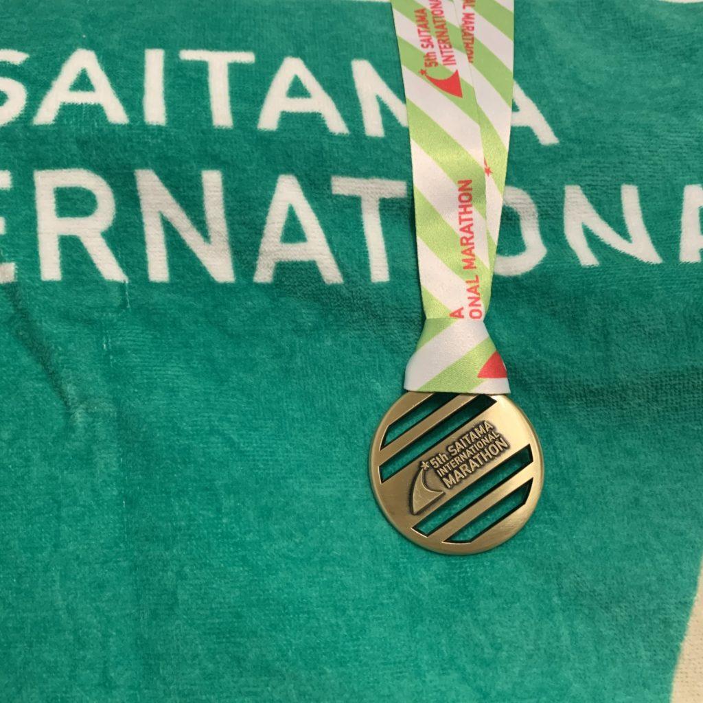 初めてのフルマラソン